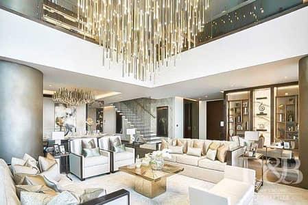 بنتهاوس 4 غرف نوم للبيع في نخلة جميرا، دبي - The Most Prestigous Penthouse in Palm Jumeirah