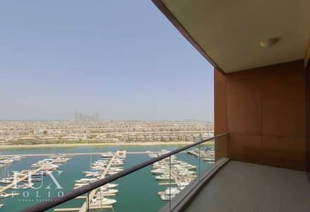 3 Bedroom Apartment for Rent in Palm Jumeirah, Dubai - Available Now | High Floor | Atlantis View