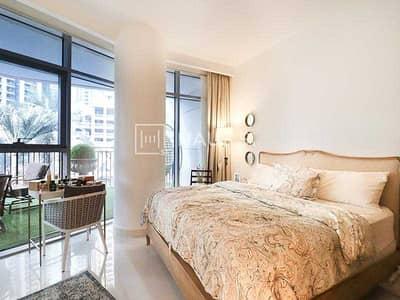 شقة 1 غرفة نوم للايجار في وسط مدينة دبي، دبي - Bright & Spacious Unit   Furnished   Huge Balcony