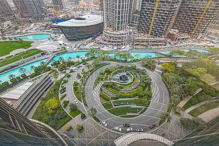 1 Bedroom Flat for Rent in Downtown Dubai, Dubai - Lowest Price 1BR+Reading Opera View