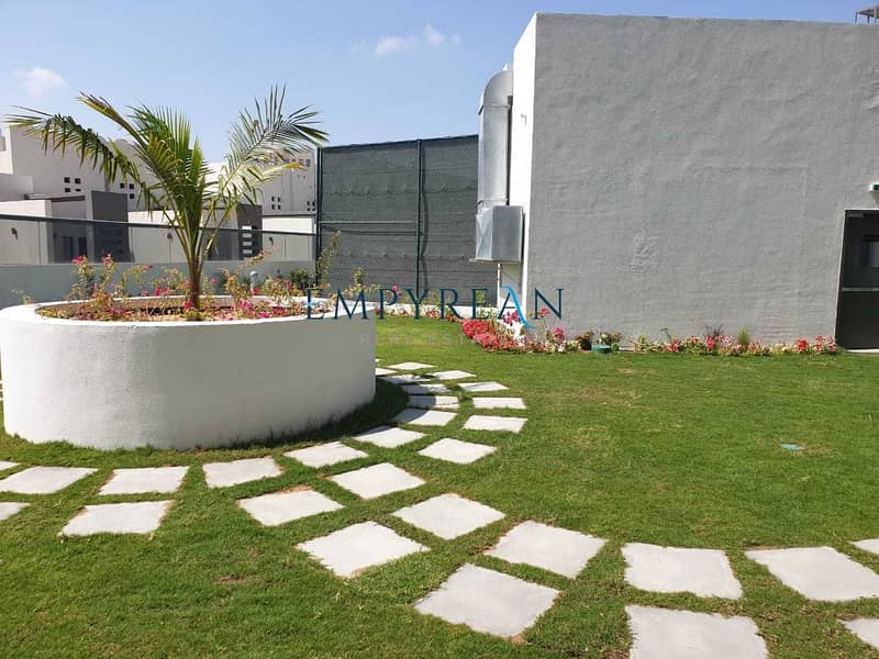 16 exclusive stunning studio with terrace for sale in JVC