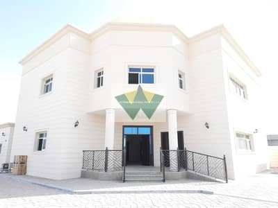 8 Bedroom Villa for Rent in Mohammed Bin Zayed City, Abu Dhabi - Brand new Stand Alone 8 MTR with Elevator and Drivers