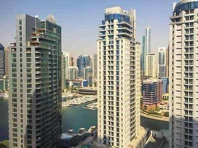 شقة 2 غرفة نوم للبيع في جميرا بيتش ريزيدنس، دبي - Large Layout|Full Marina View|Well maintained