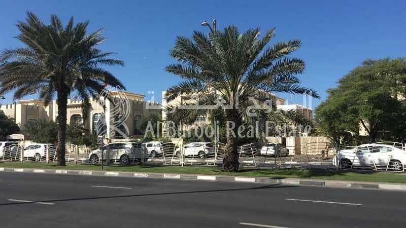 14 Freehold|Villa Plot's at Al Wasl Next to City Walk