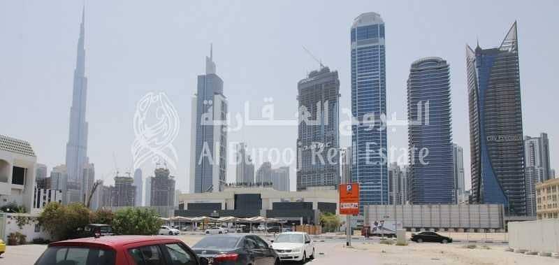 8 Freehold Villa Plot's at Al Wasl Next to City Walk