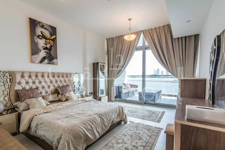 فلیٹ 1 غرفة نوم للبيع في نخلة جميرا، دبي - BEAUTIFUL SEA VIEW | PRIVATE BEACH | VACANT