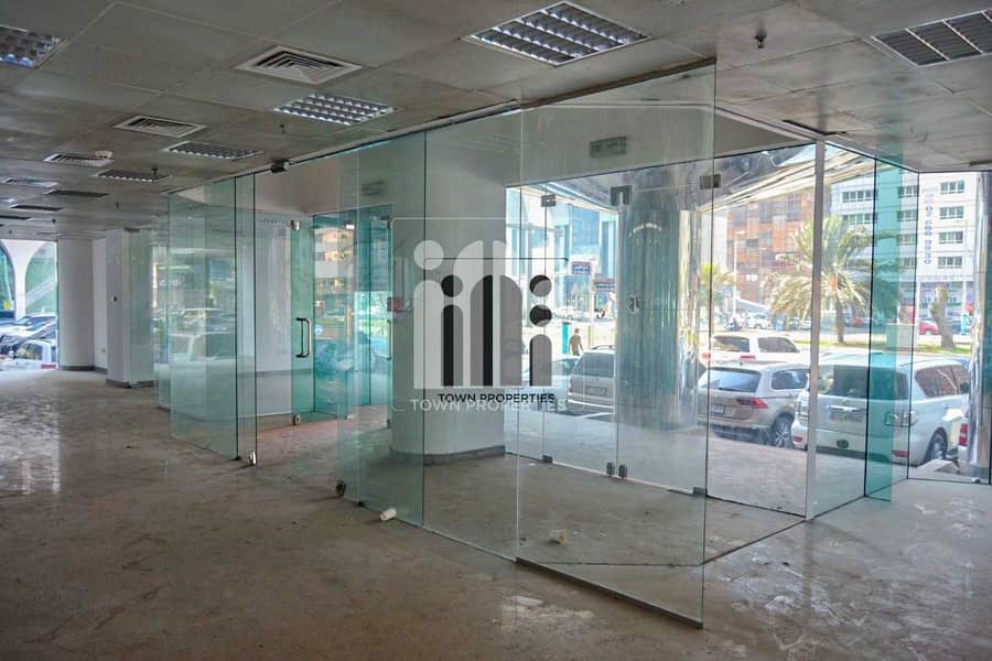 11 Showroom In the Most Desirable Retail Location