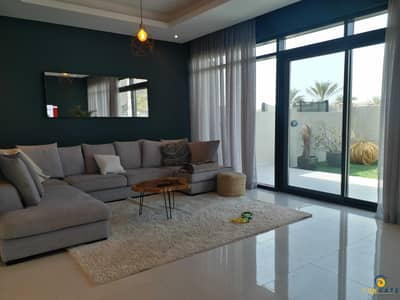 3 Bedroom Villa for Sale in DAMAC Hills (Akoya by DAMAC), Dubai - well priced property corner land Ideal Home to own