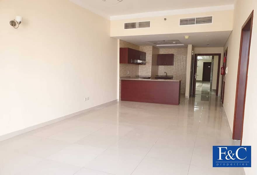 Peaceful 1BHK Apartment |  Bright Condition