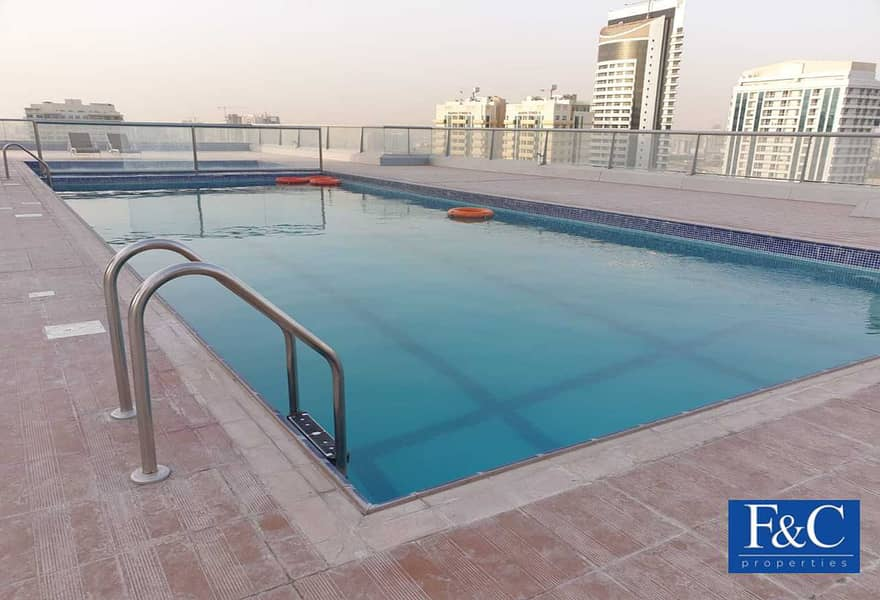 14 Peaceful 1BHK Apartment |  Bright Condition