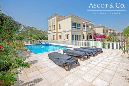 2 Bedroom Villa for Sale in Jumeirah Village Triangle (JVT), Dubai - Exclusive Upgraded 3 Beds | Private Pool