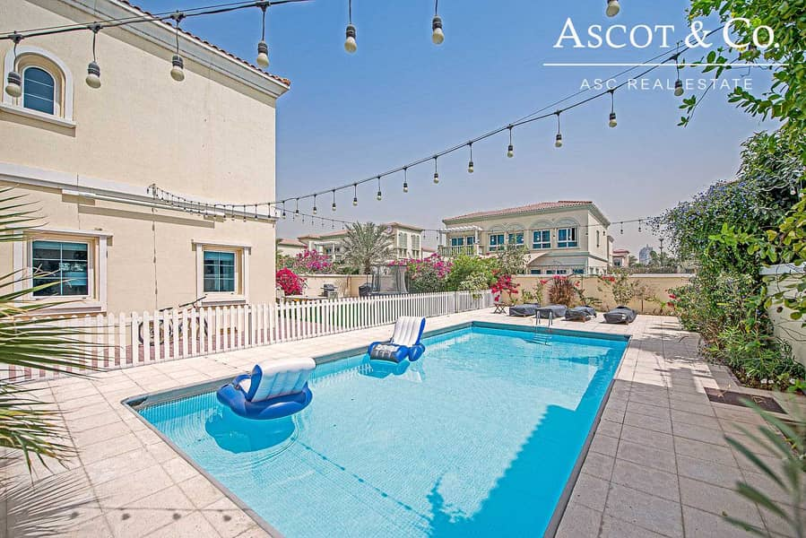 2 Exclusive Upgraded 3 Beds   Private Pool