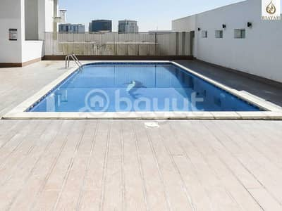 2 Bedroom Flat for Rent in Al Nahda, Sharjah - Exceptional deal  Apartment with Parking - Gym - Pool