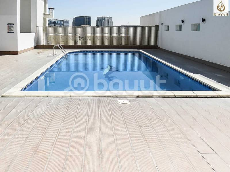 Exceptional deal  Apartment with Parking - Gym - Pool