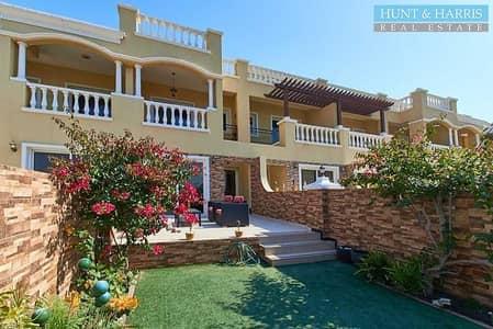 تاون هاوس 2 غرفة نوم للايجار في قرية الحمراء، رأس الخيمة - Short Term Stay Only - Two Bedroom Townhouse - Swimming Pool Location
