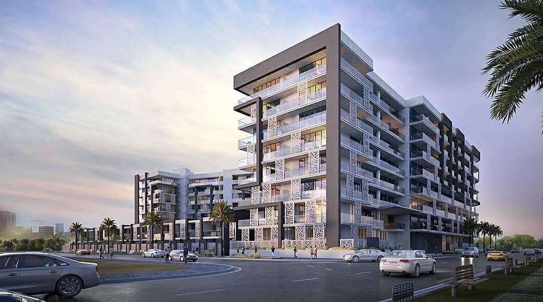 شقة في ذا جيت مدينة مصدر 2 غرف 1395067 درهم - 5362042