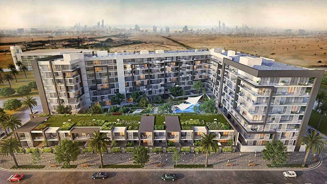 شقة في ذا جيت مدينة مصدر 601268 درهم - 5362043