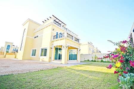 فیلا 4 غرف نوم للبيع في جميرا بارك، دبي - Large Corner Plot | Single Row 4BR  | Skyline View