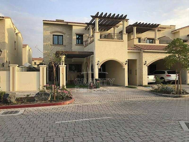 2 Well Maintained Three Bedroom Villa in Abu Dhabi