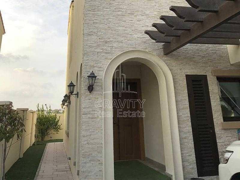 16 Well Maintained Three Bedroom Villa in Abu Dhabi