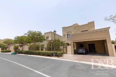 4 Bedroom Villa for Sale in Arabian Ranches 2, Dubai - Single Row I Type 5 I Biggest Layout