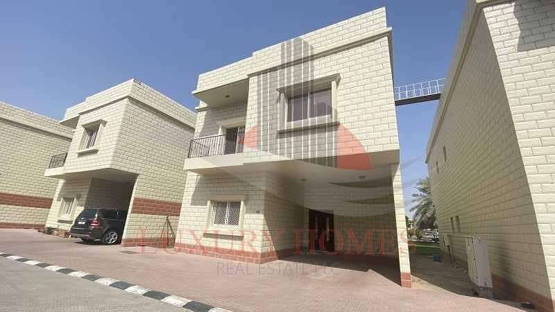 Spacious Compound Villa with Balcony Facilities