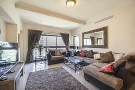 شقة في جولدن مايل 9 جولدن مايل نخلة جميرا 2 غرف 120000 درهم - 5362444
