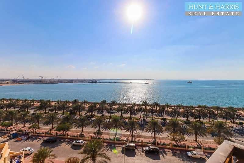 31 Sea View - Furnished - With Maid's Room