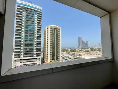 1 Bedroom Apartment for Rent in Al Sawan, Ajman - 1 BHK FULL SEA VIEW