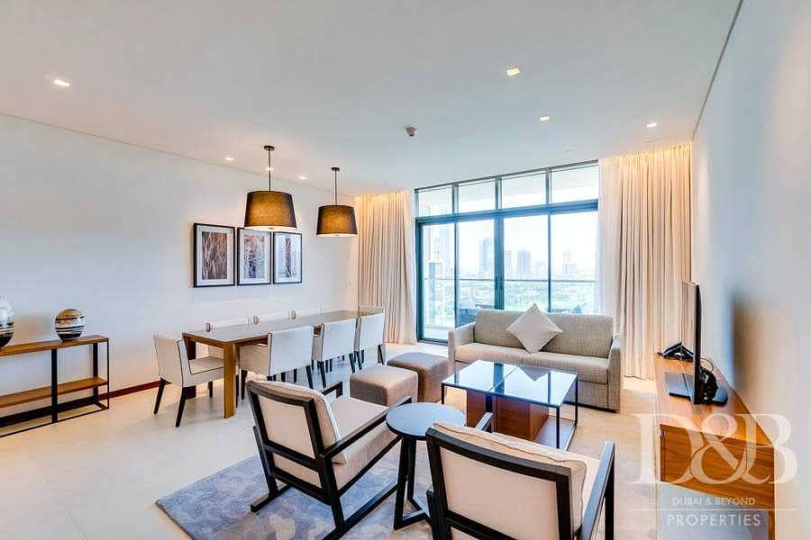 RARE UNIT TYPE | FULLY SERVICED | FURNISHED