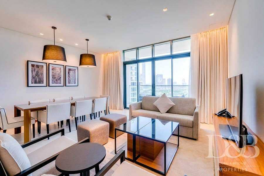 2 RARE UNIT TYPE | FULLY SERVICED | FURNISHED
