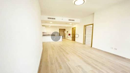 شقة 1 غرفة نوم للايجار في قرية جميرا الدائرية، دبي - مصمم بإتقان | تصميم واسع | إطلالة على المنتزه