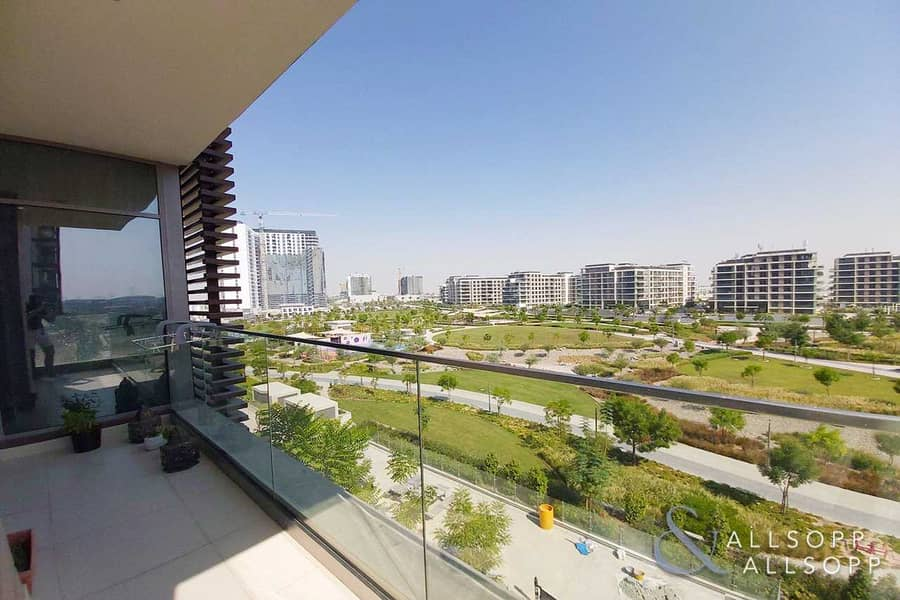 2 Full Pool And Park View | 3 Bedroom + Maid