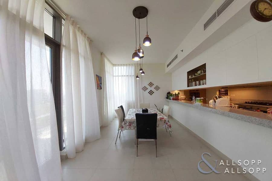 19 Full Pool And Park View | 3 Bedroom + Maid