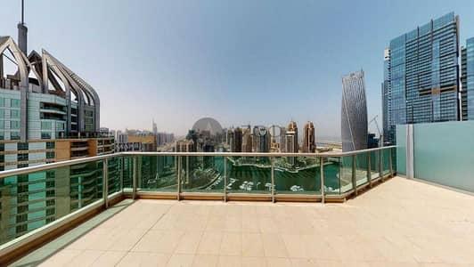 بنتهاوس 3 غرف نوم للبيع في دبي مارينا، دبي - عرض آسر الصفاء أنا السلام أراه اليوم