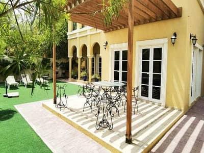 5 Bedroom Villa for Sale in The Villa, Dubai - Vastu compliant - Single Row - Park Facing