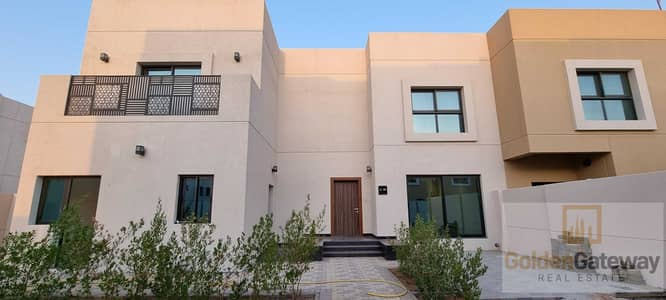 4 Bedroom Villa for Sale in Sharjah Sustainable City, Sharjah - Premium Quality Ready in 6 Months Easy Installments