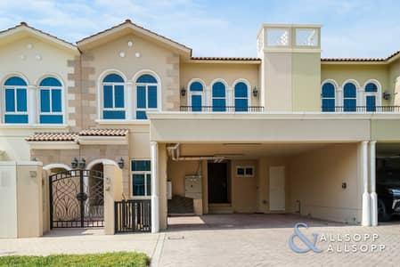 4 Bedroom Villa for Sale in Motor City, Dubai - Vacant On Transfer | 4-Beds | Casa Familia