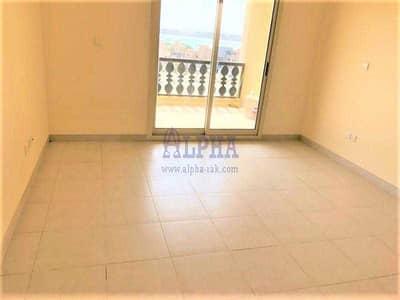 شقة 1 غرفة نوم للايجار في قرية الحمراء، رأس الخيمة - New listed ! Spacious unfurnished 1 bedroom apartment .