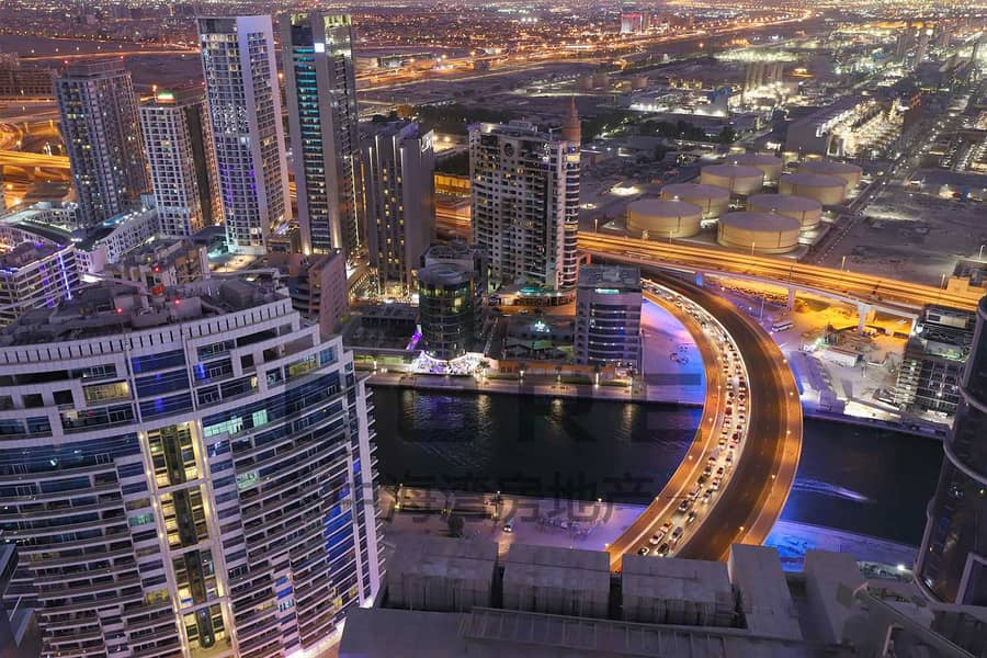 13 Beautiful 2BR+maid | Sea View | JBR for Rent