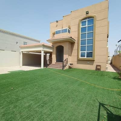 5 Bedroom Villa for Sale in Al Mowaihat, Ajman - Specious New Villa 5 Master Bedrooms Hall Majlis, 5000 sqft for Sale