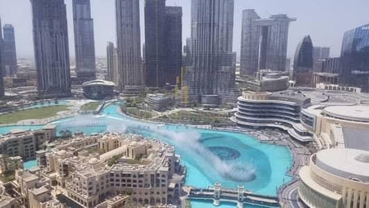 فلیٹ 1 غرفة نوم للايجار في وسط مدينة دبي، دبي - شقة في فندق العنوان وسط المدينة وسط مدينة دبي 1 غرف 160000 درهم - 5333535