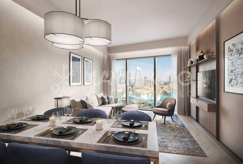 Luxury 1 Bedroom Apartment   Good Payment Plan
