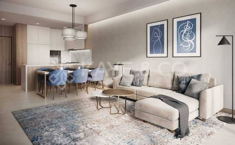 2 Luxury 1 Bedroom Apartment   Good Payment Plan