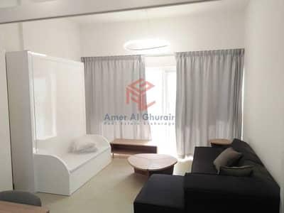 شقة 1 غرفة نوم للايجار في الفرجان، دبي - Furnished Brand New Ready To Move High Floor
