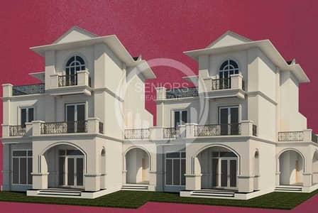 فیلا 4 غرف نوم للبيع في المطار، أبوظبي - Vacant! 2 Large 4BR villa with Maids room