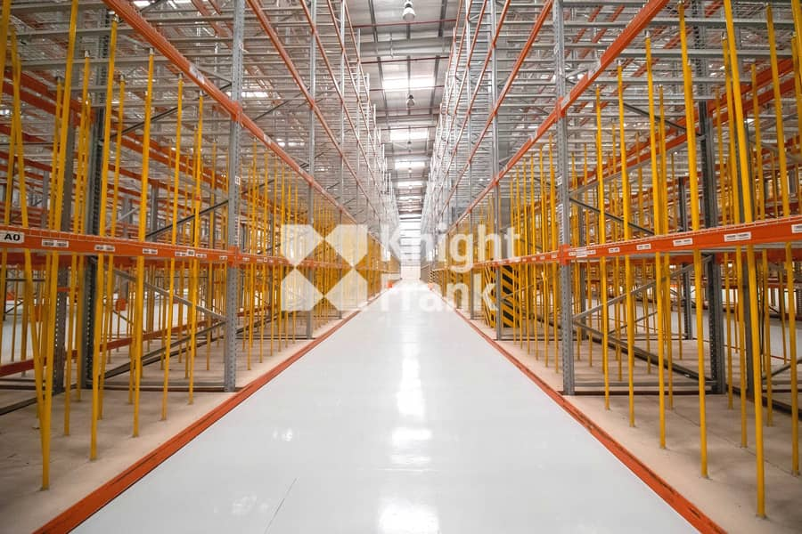 2 European Standard Warehouse Offices