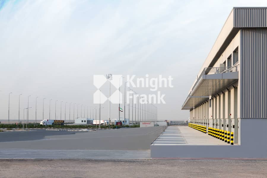 Dubai South Warehouses Available for Rent