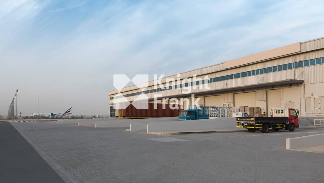 2 Dubai South Warehouses Available for Rent