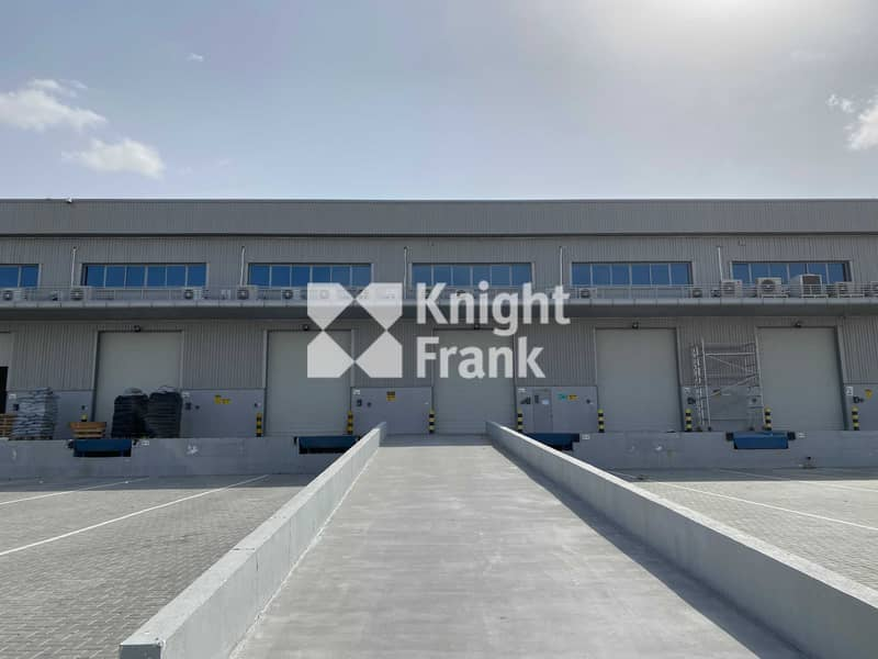 12 Dubai South Warehouses Available for Rent
